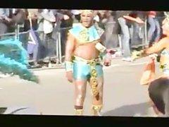 Parade erection vidz bulge