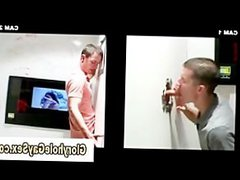 Babe lures vidz straight guy  super into glory hole