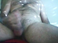 Bear from vidz Argentina jerking  super off
