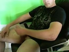 Great dick vidz stroking vid  super Parrt 2 (CUMSHOT!)