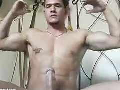 Solo with vidz Cumshot