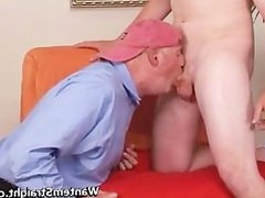 Hot straight vidz guys in  super gay porno action part4