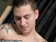 Sexy guys vidz take turns  super to gobble cock