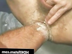 Super hardcore vidz S&M gay  super asshole fisting part4
