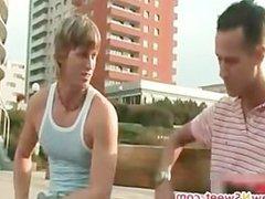 Denis reed vidz gets super  super gay blowjob part6