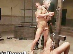Super extreme vidz BDSM gay  super hardcore part5