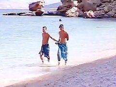 Buff Studs vidz Make Love  super On The Beach