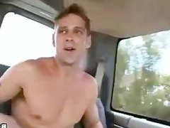 dick barely vidz fits in  super his virgin asshole