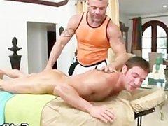Super sexy vidz guy gets  super fine body massages part5