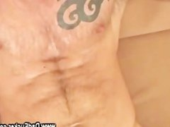 DILF fond vidz of sucking  super on younger cock