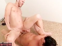 Super sexy vidz married males  super in gay ass fuck part1
