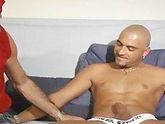 Hot straight vidz guys in  super gay porno action part2