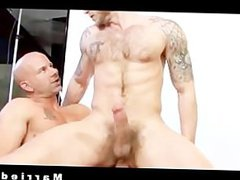 Tattooed hunks vidz Brock and  super Drake fukcing part4