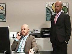 office slut vidz and the  super boss