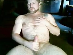 __Hot Cam vidz Solo #12__  super DILF cums/growls loud