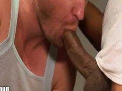 Horny Dude vidz Takes Long  super Black dick