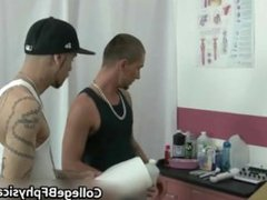 Tattooed hunks vidz Bobby &  super David having gay part4