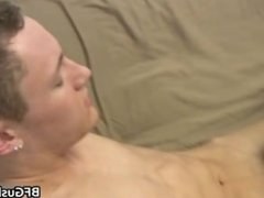 Cute Trevor vidz gets his  super firm dick part1
