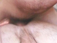 White Hairy vidz Gay Gets  super Wrecked