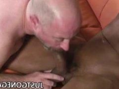 Grandpa Wants vidz The Big  super Black Dick Of Billy Long