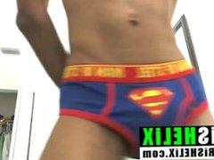 Underwear Modeling vidz 3!