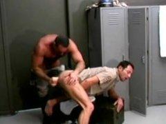 Bear Cops vidz Fucking In  super The Locker Room