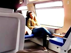 Masturbating In vidz German Train  super german ggg spritzen goo girls