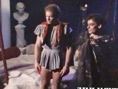 Vintage Gay vidz S&M: Centurians  super Of Rome, Part 2