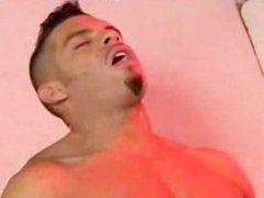 Pierced Zak vidz Spears Muscle  super Jock