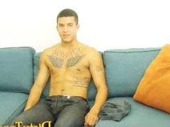 Hung Uncut vidz Hot Latino