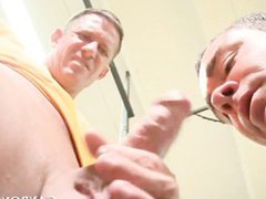 Gay stud vidz sucking hard  super cock