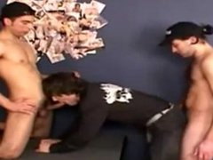 Slut boy vidz gets DP  super pounded hard