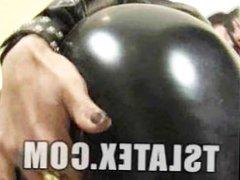 Luciana Foxx vidz Full Body  super Latex