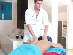 Oil body vidz massage with  super hot gays