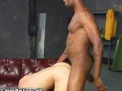 Bald black vidz dude ramming  super some part5