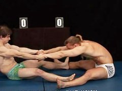 Tomas Kukal vidz vs David  super Kadera Nude Male Submission Wrestling
