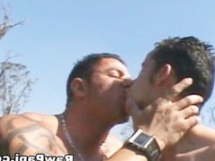Muscled Hot vidz Gays Anal  super Sex in Public