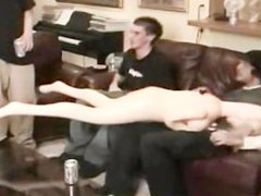 Young Dudes vidz Go to  super Town on Doll and Circle Jerk