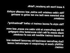 Jarods Bareback vidz Party -  super Part 1