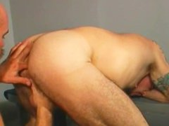 Hairy Hunks vidz - Scene  super 1