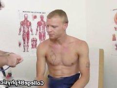 Jacob gets vidz his sick  super penis examined part1