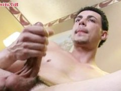 Latino with vidz a big  super uncut dick and balls