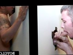 Hot dude vidz gets gay  super oral sex on gloryhole