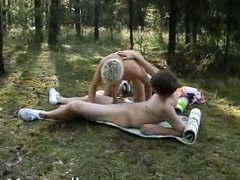 Cute boys vidz having outdoor  super gay porn part5