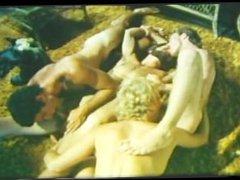 The Golden vidz Age Of  super Gay Porn Snowballing - Scene 3