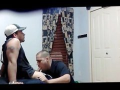 Amateur: Handyman vidz gets swallowed  super again