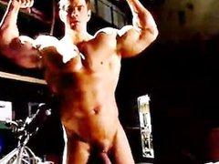 Zeb Atlas vidz Younger Day  super - MuscleWorship