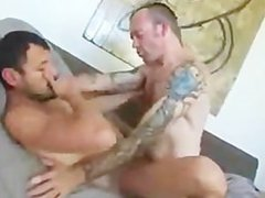 Dan Fisk vidz raw fucks  super and breeds bearded guy