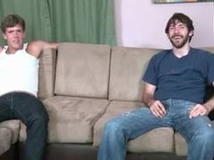 2 Straight vidz Guys In  super A Short But Hot Video