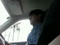 Jerking In vidz Public: Taxi  super Ride